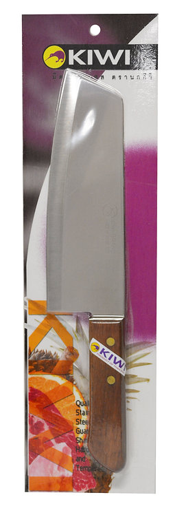 #801408P KIWI S/S CHEF'S KNIFE#21 W/PACKAGE 不鏽鋼主廚刀
