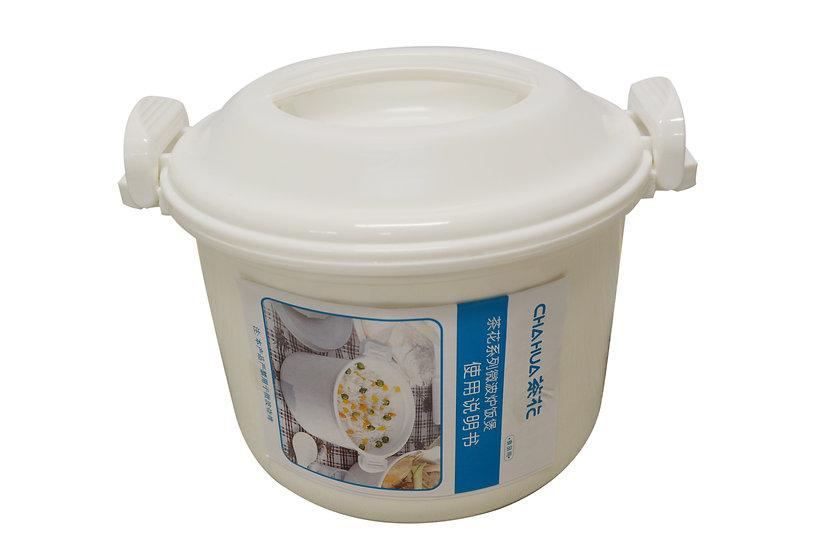 CHAHUA MICROWAVE RICE COOKER,ITEM# 00803014,微波爐 專用飯煲