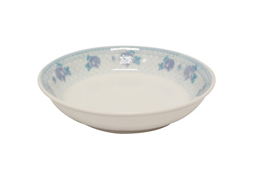 """#802610 RICE PLATE-ORCHID-6"""" 蘭花盤(12 PCS)"""