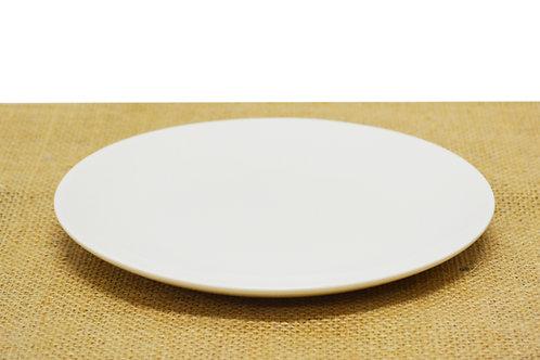 "#802814 PLATE-WHITE-10"" 白瓷盤-強化瓷(4 PCS)"