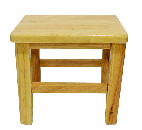#805220 WOODEN STOOL 日字小木凳