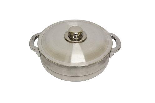 #800101 ALUMINUM POT WITH LID-20 CM鋁鍋帶蓋