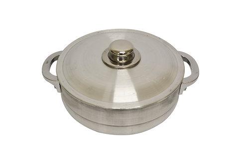 #800102 ALUMINUM POT WITH LID-24 CM-3 QT 鋁鍋帶蓋