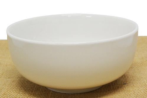 """#802809 SOUP BOWL-WHITE-8"""" 白瓷湯碗-強化瓷 (2 PCS)"""