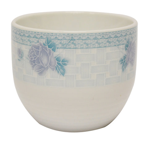 "#802647 TEA CUP-ORCHID-2.75"" 蘭花茶杯(16 PCS)"