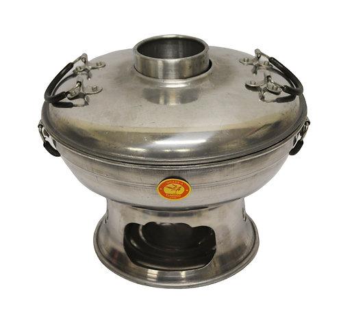 #800196 THAI ALUMINUM CHAFING DISH-22 CM 泰國冬陽蔭湯鍋