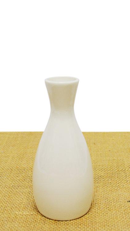 """#802851 SAKE POT-WHITE-5"""" 白瓷清酒壺-強化瓷(6 PCS)"""