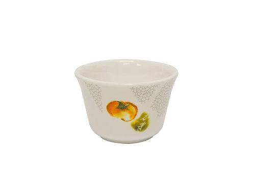 #807845 MLM RED TOMATO CUP-81 MM 美耐皿紅番茄茶杯 (24 PCS)