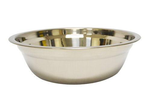 #800143 STAINLESS STEEL SOUP PLATE-24CM 不銹鋼湯盆