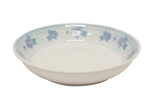 """#802612 RICE PLATE-ORCHID-8"""" 蘭花盤(6 PCS)"""