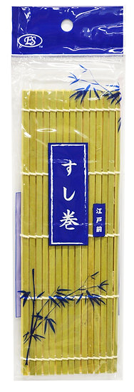 BAMBOO  SUSHI ROLLER 24 X 24 CM, 5 PIECES, ITEM# 801820,竹制壽司卷5個