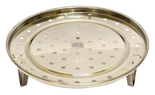 #801588 STAINLESS STEEL STEAM PLATE-26CM 不鏽鋼蒸盤