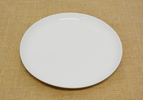 """#802886 DEEP COUPE PLATE-WHITE-7"""" 白瓷深凹盤 (60 PCS)"""