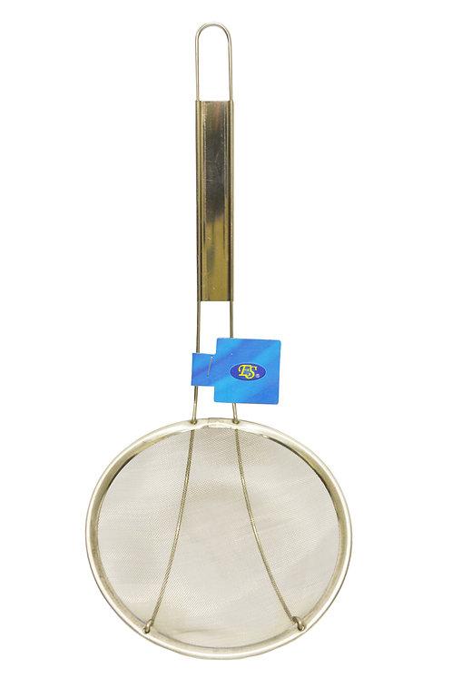 #801563 STAINLESS STEEL SKIMMER-22CM  不銹鋼濾網杓