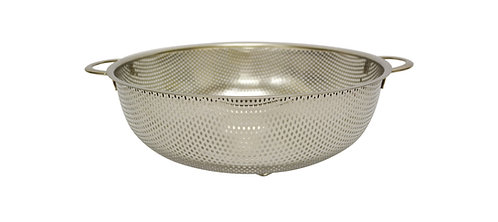 #800250 STAINLESS STEEL PUNCHING HOLE BASKET -25.5CM 不鏽鋼沖孔籃