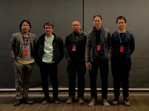 BISFF2019 Jury members