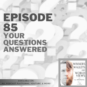 Episode 85- Your Questions Answered