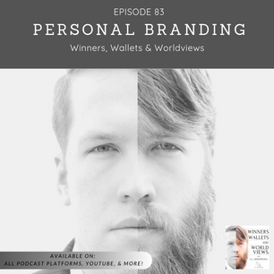 Episode 83- Personal Branding