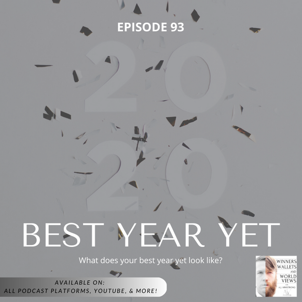 Episode 93- Best Year Yet