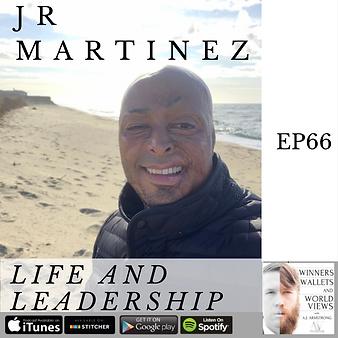 JR MartinezEP66