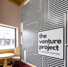 The Venture Project Mural