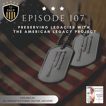 Ep 107- Preserving Legacies with The Ame