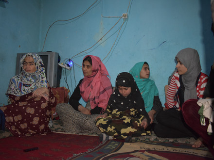 The Trials of Women in Displacement