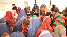 Notes from the Field: Community Conversations in Takhar Province