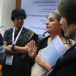 Community Conversations Launch, New Delhi