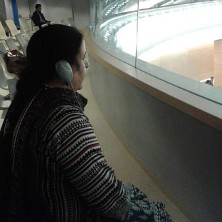 Ruhkshanda Naz at the United Nations