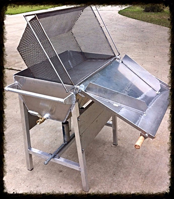 how to build a crawfish cooker