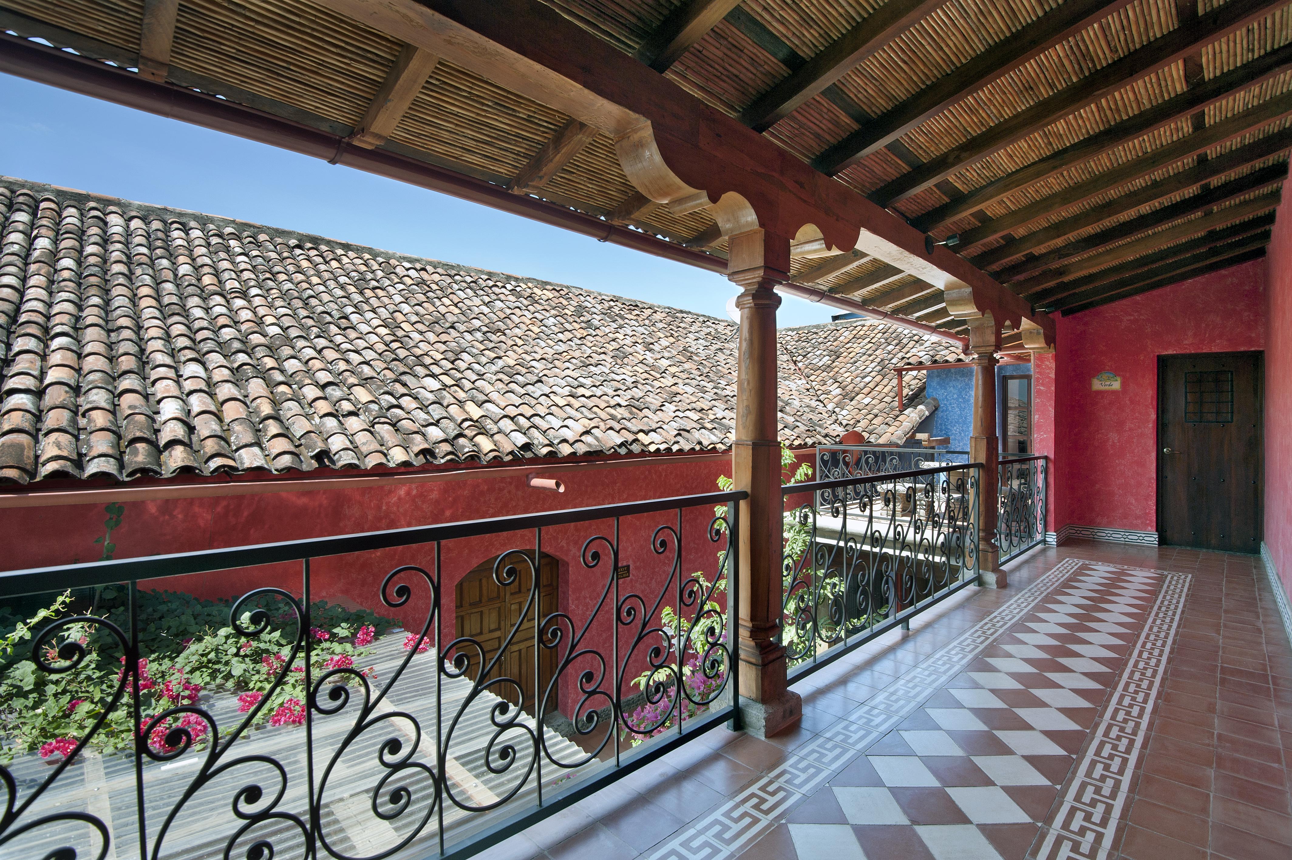Ambientado como típica casa colonial