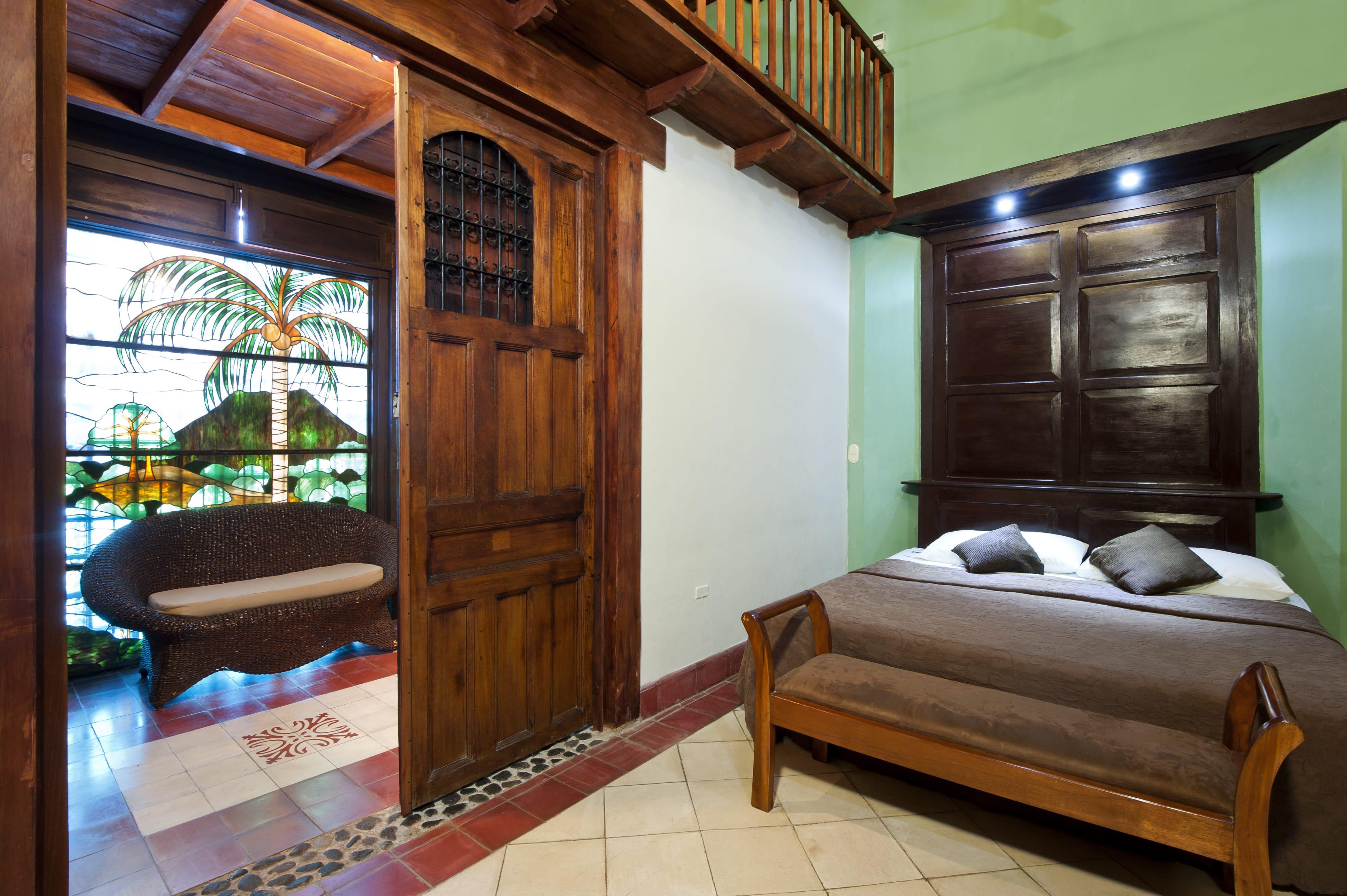 Hotel Consulado Habitacion Room