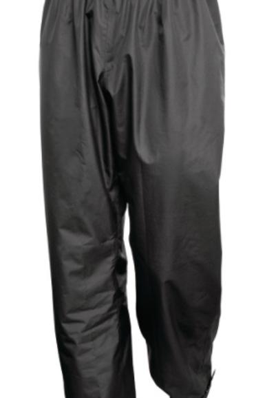 AGU GO! Unisex Pantalon de pluie anthracite