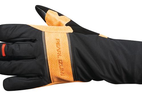 Gants épais pour l'hiver PEARL iZUMi AmFIB Gel Glove black dark tan
