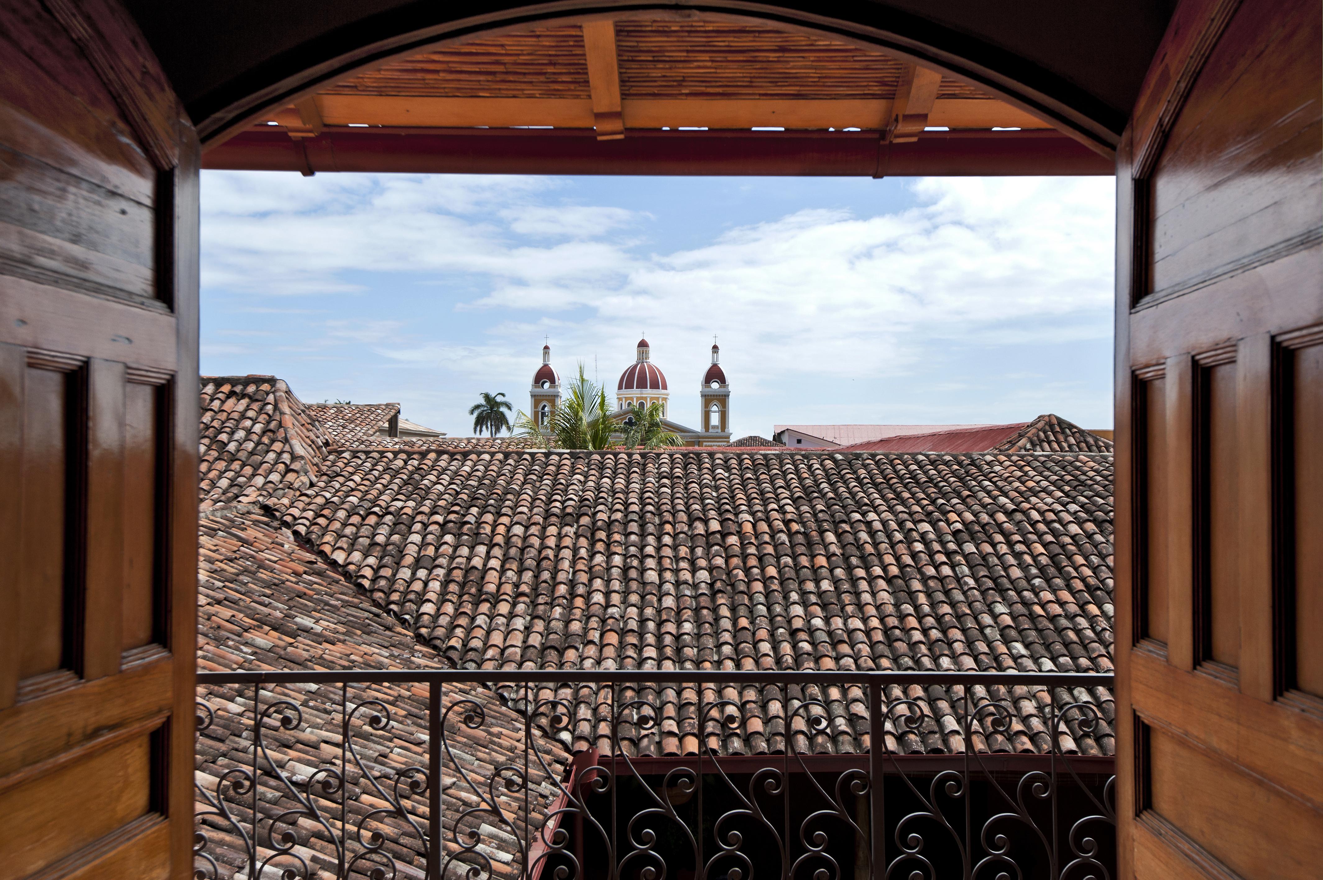 Habitación con vistas a la Catedral