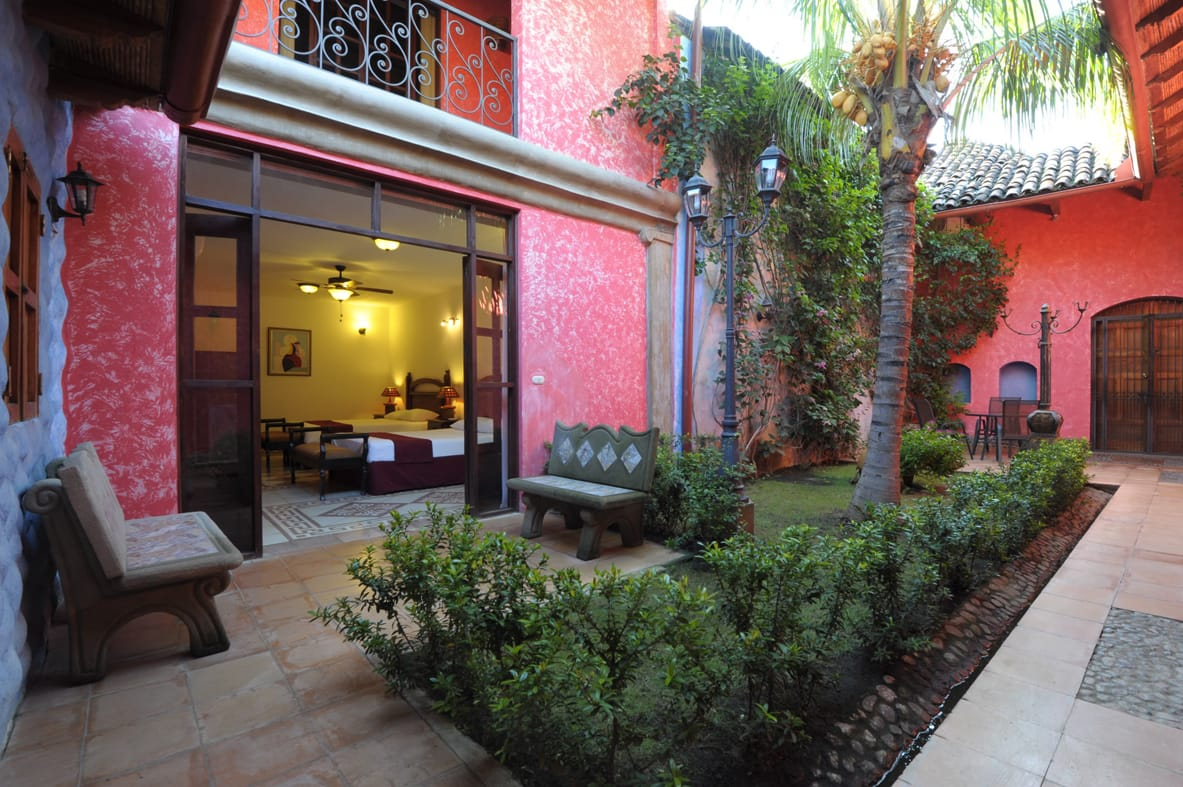 Hotel Casa del Consulado Granada Nic
