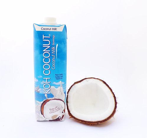 KOH Coconut  Non-Dairy Coconut Milk 1L (33.8oz) Tetra Pak