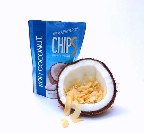 KOH Coconut Chips Original Sweet Flavor 40g (1.4oz) Pouch