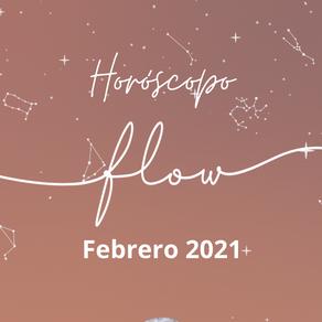 Horóscopo febrero 2021