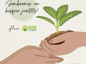 Sembrar esperanza con Saving the Amazon