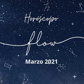 Horóscopo marzo 2021