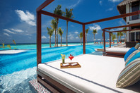Joie De Vivre - View from Cabana with Co