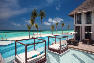 Joie De Vivre - Cabanas and Pool with Vi
