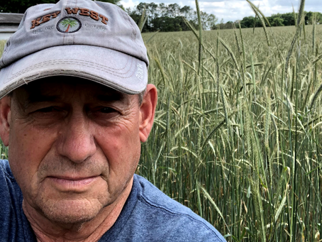 """Ron the Agronomist: """"Restoring Soil to an Idyllic Past?"""""""