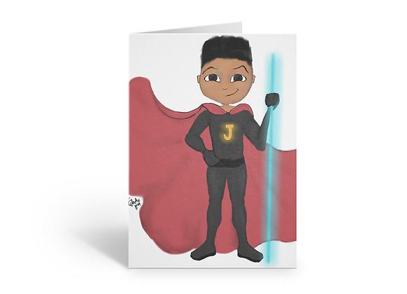 Justice | Greetings card