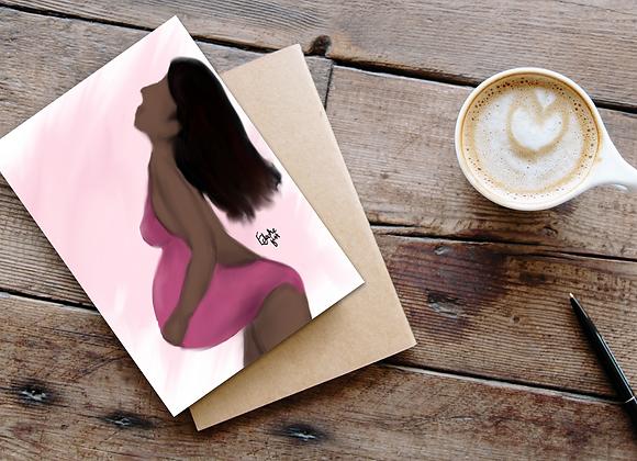 mama | Greetings card