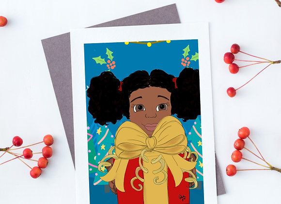 From me to you | Christmas | holiday season | Greetings card