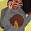 Thumbnail: Big hair Sweatshirt | casual unisex jumper