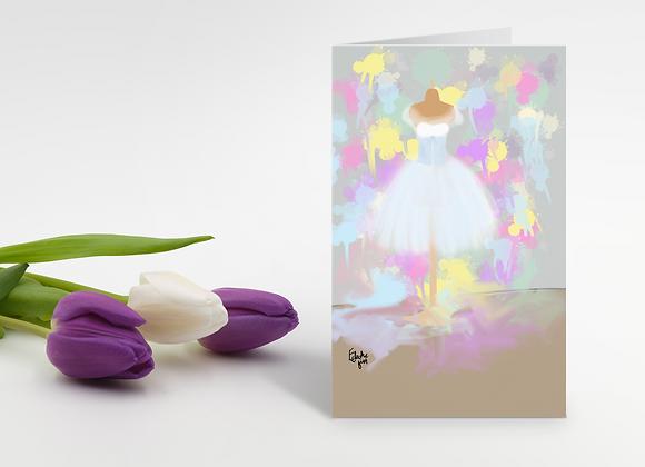 Flawless | Greetings card